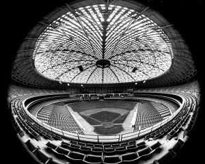 Houston Astrodome, 1965