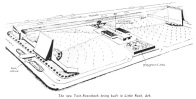 Plans from a 1962 issue of Box Office Magazine depict Arkansas' first twin drive-in. The Razorback Twin, 2600 Cantrell Rd., stood where Razorback Shopping Center is today.