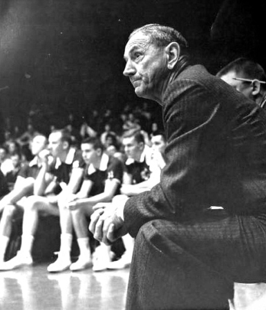 Arkansas basketball legend Glen Rose returned to the Hill for the 1953 season. Rose's second tenure with the Hogs was markedly less successful than his first, as the Hogs qualified for the post season once in 14 years.
