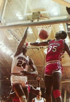 Arkansas basketball in the mid-1980s was defined by three things: a superb rivalry with Houston, marquee regular-season matchups and a dearth of postseason success. Between 1981 and 1984, Arkansas or Houston won either the SWC, the conference tournament or both. Twice in that span the Hogs and Cougars slugged it out in the conference tournament championship.