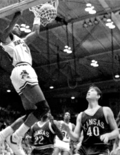 Arkansas again was off to a hot start for the 1986-87 season. The Hogs won their first four games, which included a convincing 17-point win over No. 6 Kansas. Toppling the Jayhawks earned Arkansas it's first top 25 ranking under Nolan Richardson (No. 20), but the Hogs existed the polls about a week later.