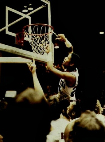 Arkansas opened its 1981 SWC schedule with a 92-50 whipping of SMU in Reunion Arena, a prelude to the Hogs' dominance at the NBA facility. After a midseason slump, the Hogs reeled off 11 straight wins to secure the conference championship. Despite losing in the opening round of the SWC Tournament, the Hogs secured a No. 5 seed in the Midwest Region of the NCAA Tournament. In the second round against Louisville, U.S. Reed would write his name in the annals of Razorback history.
