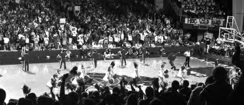 Despite coming up short in the national title race, the most heartbreaking moment of the season was saying goodbye to Barnhill Arena. On March 3, 1993, Arkansas walloped LSU 88-75 to cap a career total of 304 wins against 94 losses in Barnhill.