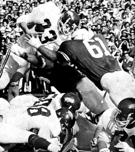 Arkansas vs. Texas, 1970