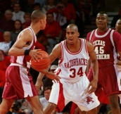 Arkansas received a No. 2 seed in the NCAA Tournament, and subsequently was sent to Austin, Texas, for the opening round of the Midwest Regional. There the Razorbacks faced Texas Southern, a team they had decimated 129-63 a year prior. But the Tigers were ready in the rematch and used a 43-point second half to nearly pull off one of the biggest upsets in tournament history. The Hogs survived, 79-78, setting up what would be an exciting and grueling tournament for Arkansas fans.