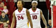 Anchored by Michael Qualls and Bobby Portis, Arkansas experienced a renaissance in 2014-15. The Hogs won 27 games -- the most since the 1995 campaign -- bounced around the Top 25 for most of the season, and finished second in the SEC.