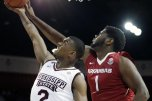 Despite a lineup dotted with seniors, Arkansas struggled early in 2018 in SEC play. Arkansas was stymied in a three-point road loss to Mississippi State in which the Bulldogs out shot the Hogs 40-12 at the free throw line.