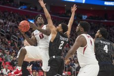 Another late-season surge in SEC play -- aided by a solid showing in the conference tournament -- helped Arkansas earn an at-large berth in the NCAA Tournament. But the trip to the Big Dance was short-lived, as Butler thumped the Hogs in the first round.